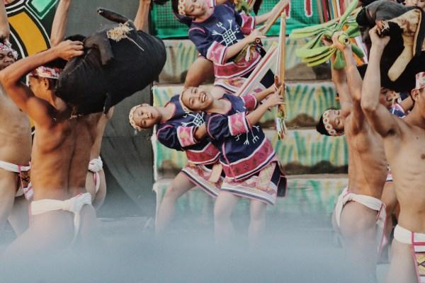 Mimaropa Festival Street Dance Performance