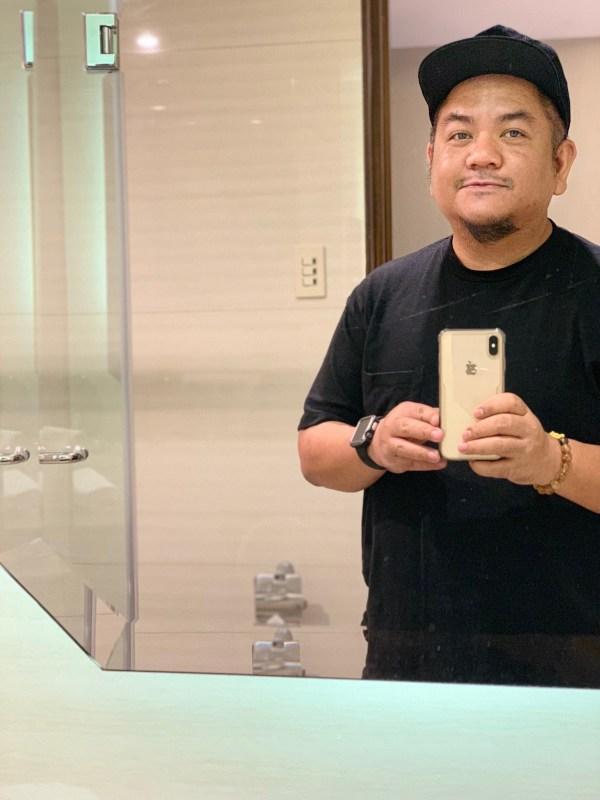 Mirror Selfie at Best Western Bendix Hotel