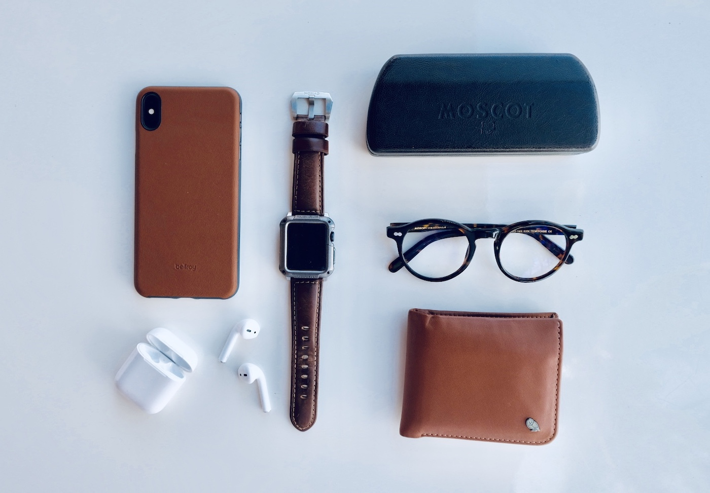 finest selection 1aa18 51428 Product Review: Bellroy iPhone XS Max Case (Caramel Color) - Out of ...