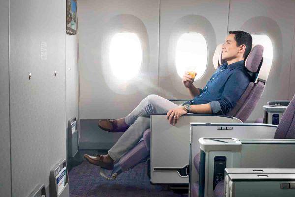 Philippine Airlines Premium Economy Class