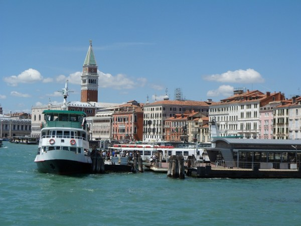 Port in Venice