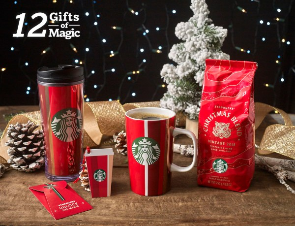 Red Cup Gift Set from Starbucks PH