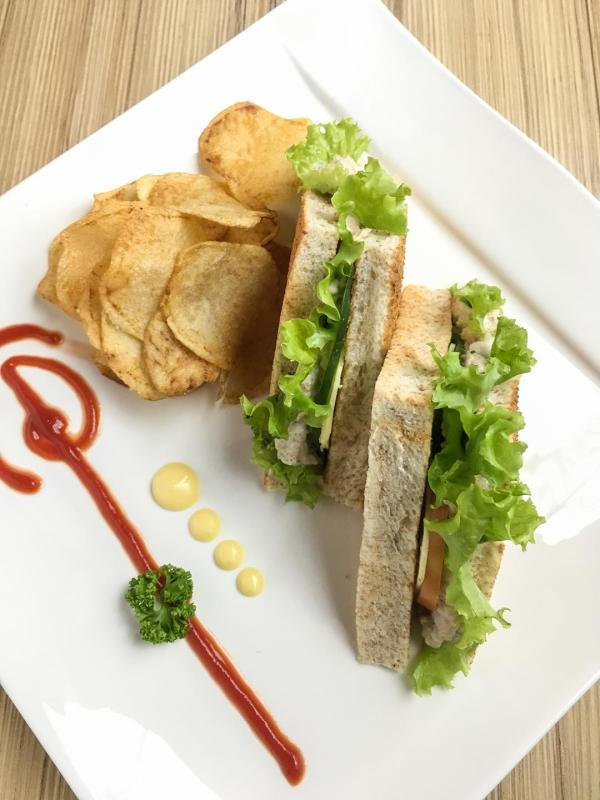 Seafood lovers would love this tuna concoction