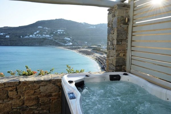 Seaside Studios and Houses in Mykonos