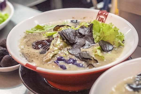 Experience a sleeker, more sophisticated vibe at the world's first Ramen Nagi concept shop