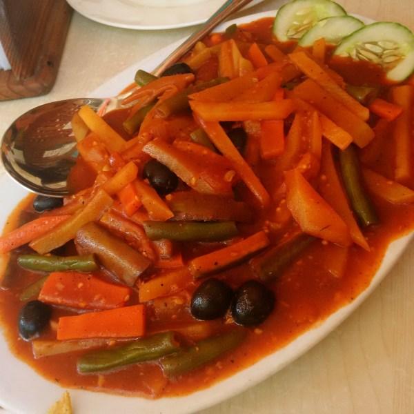 Yummy veggie offering