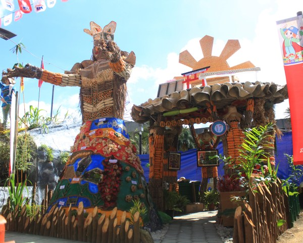 2018 Best Agri-Ecotourism Booth from Naguilian Isabela