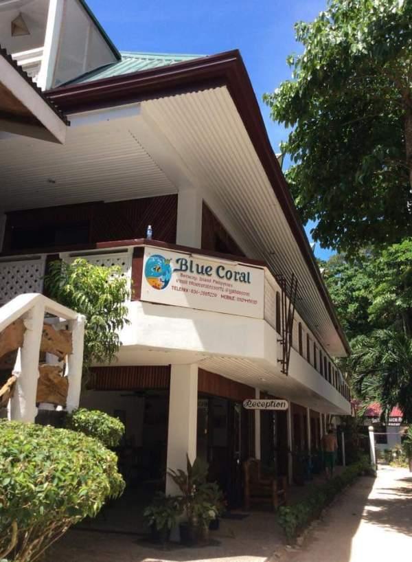 Blue Coral Beach Resort Boracay