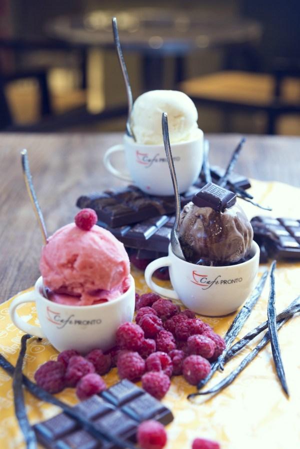 Cafe Pronto Ice Cream