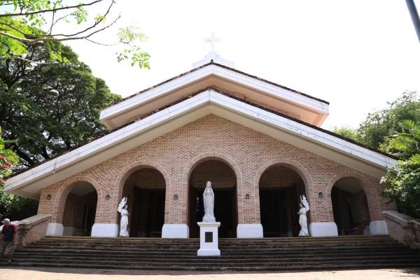 Chapel of the Santisima Trinidad in San Jose, Occidental Mindoro