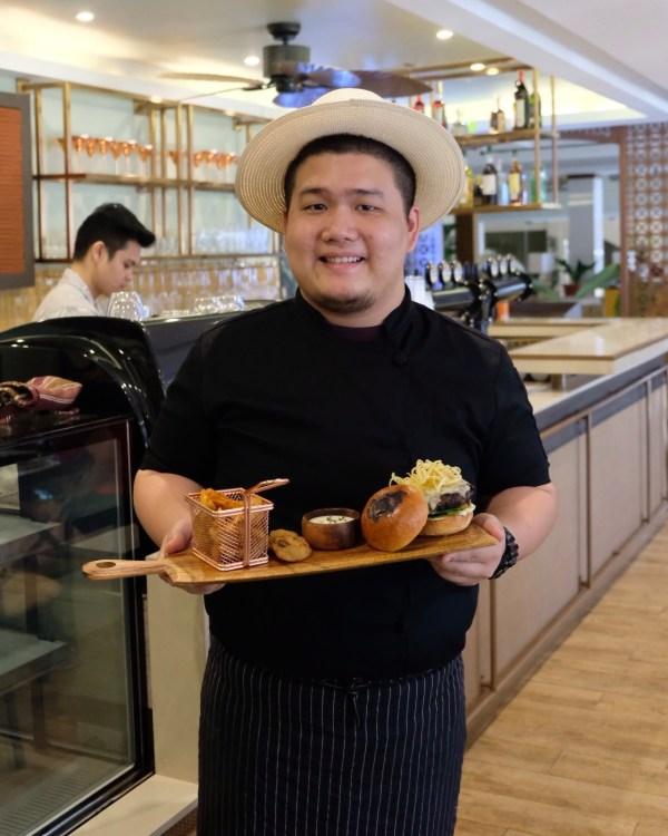 Chef Lorenzo Vallar