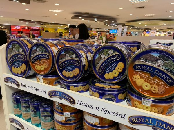 Cookies at Duty Free PH