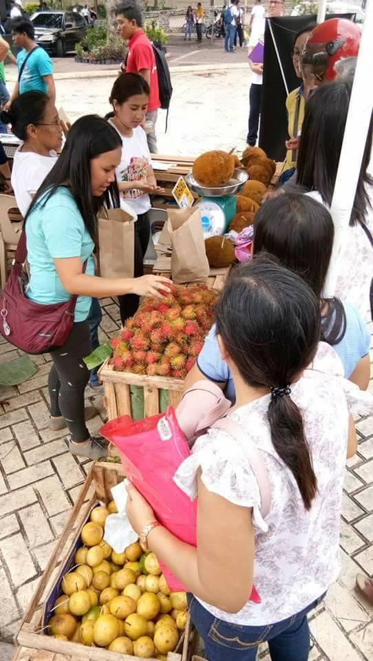 Fruits in Kidapawan City