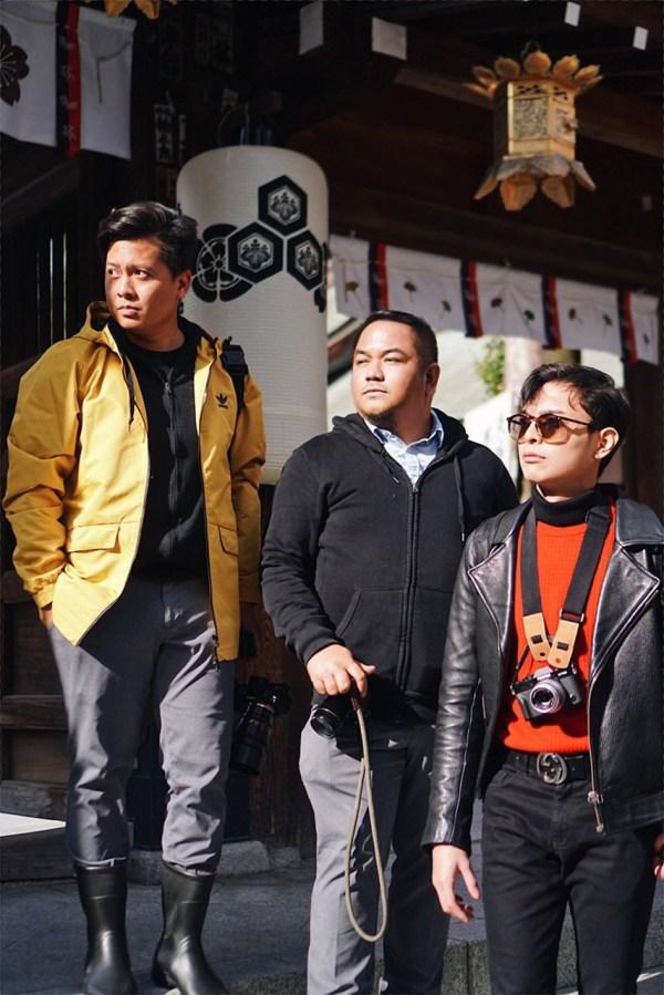 Group Shot in Fukuoka