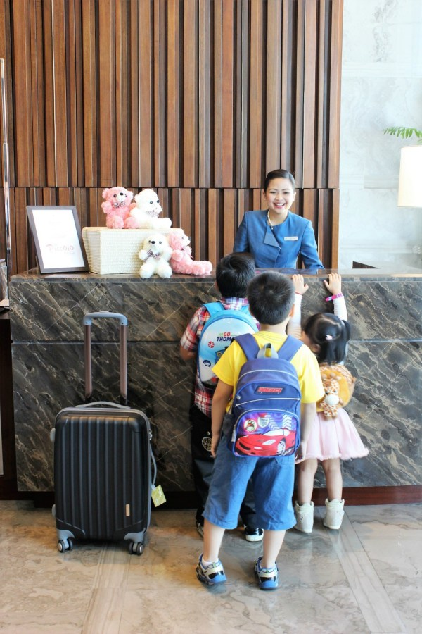 Holiday Journey with the Family at Marco Polo Ortigas Manila