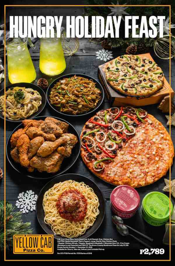 Hungry Holiday Feast