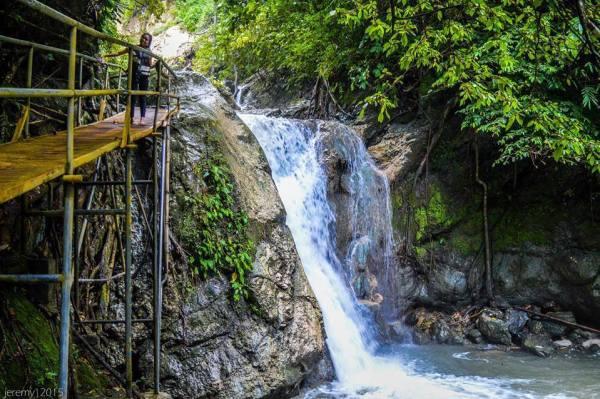 Lake Balanan Waterfalls photo via FB Page