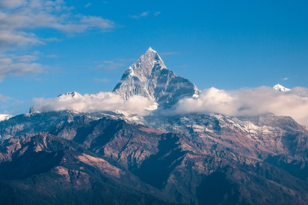 Mt. Machhapuchhre - Trekking in Nepal