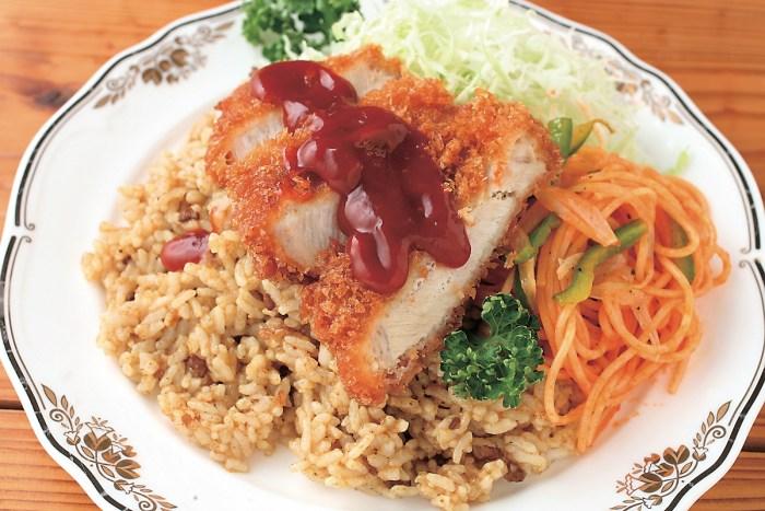 Nagasaki-Turkish Rice