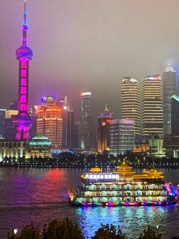 One Night in Shanghai