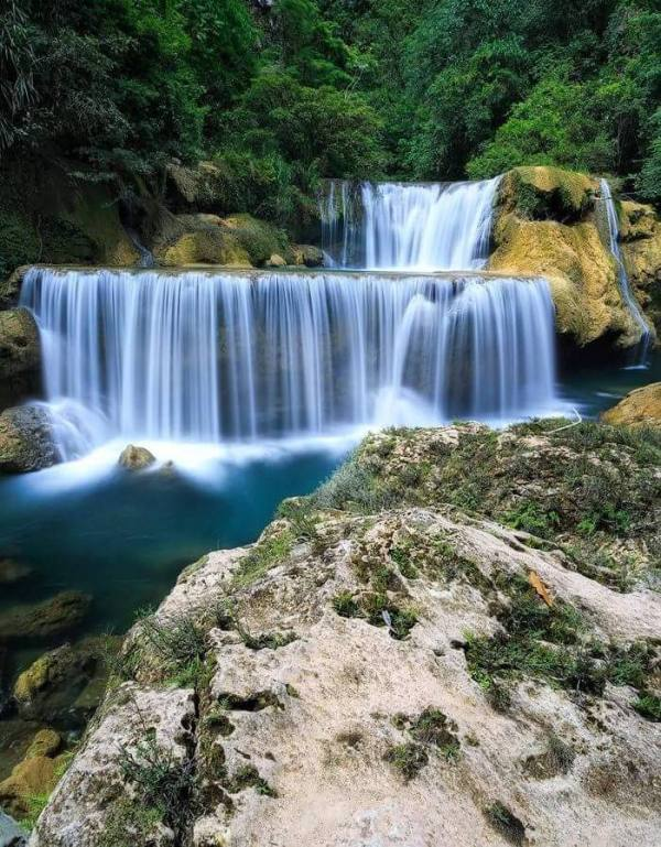 Pinipisakan Falls photo by I Love Samar FB Page
