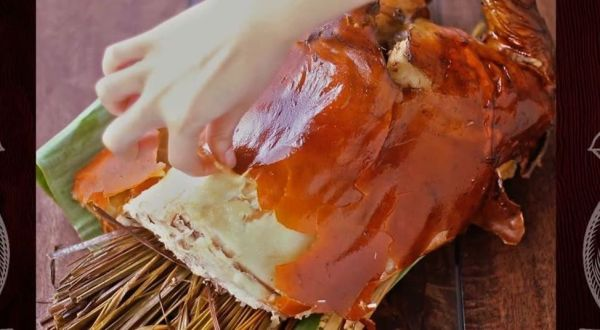 Sabroso Lechon Now in Manila