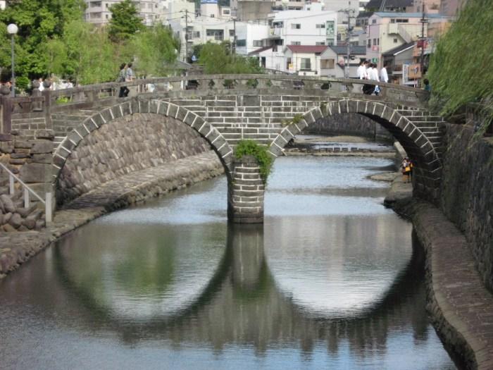 Spectacle Bridge Nagasaki