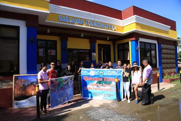 Tourism Media at Sablayan Tourism Office