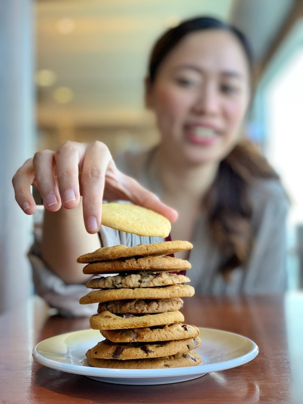 Unlimited Cookies at Royal Caribbean Cruise