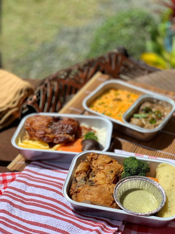 AirAsia Pioneers Farm-to-Air Dining Experience With A New Set Of Santan Inflight Meals
