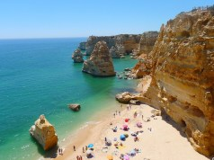 Algarve Portual Beach