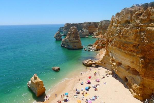 Algarve Portual Beach