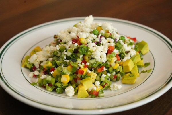 Beverly Hills Chopped Salad