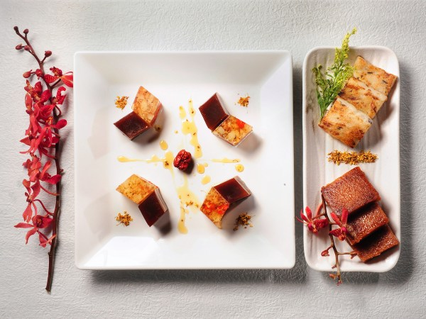 In line with Chinese New Year traditions, Pure Veggie House presents its members and non-members the opportunity to pre-order the Chinese New Year's puddings to share with family and business associates