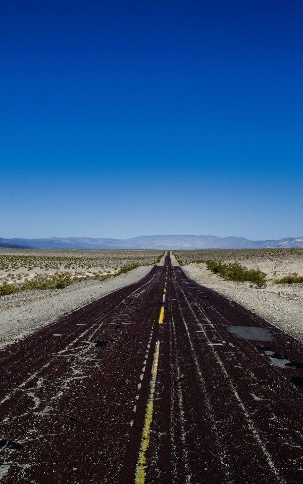 Death Valley Junction in California photo by David Everett Strickler via Unsplash