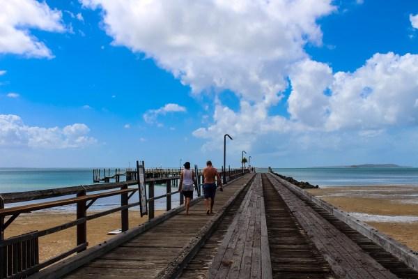 Fraser Island Dock