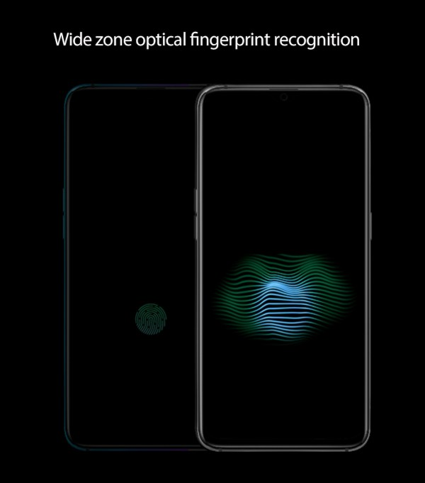 OPPO 10x Lossless Zoom Camera