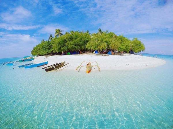 Potipot Island photo via Potipot Getaway Resort