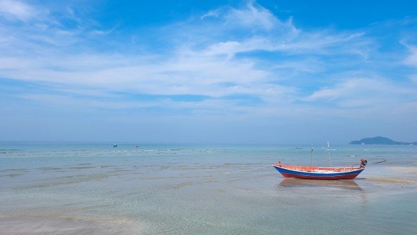 Pranburi Beach Thailand