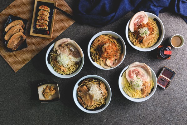 In celebration of its opening, RAMEN CUBISM will feature Chef Hayashi's new ramen creations exclusively available in Hong Kong, limited to 200 servings a day to ensure top quality during opening