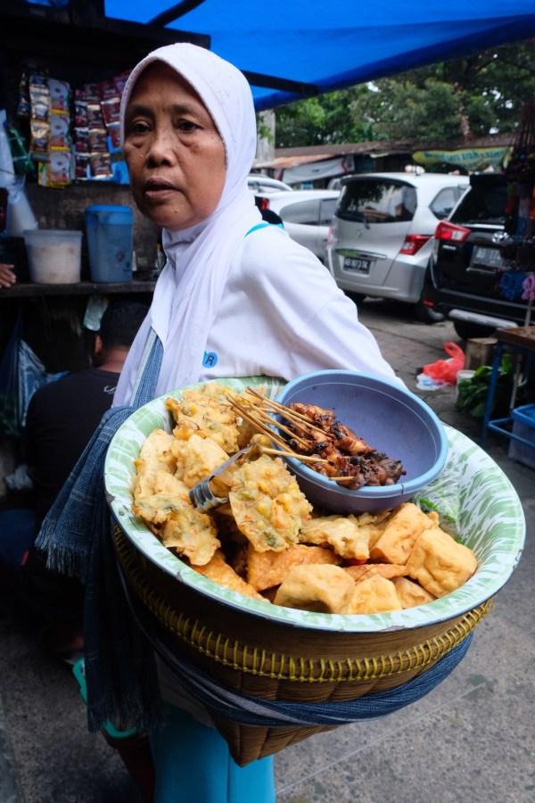 Streetfood Vendor in Malioboro