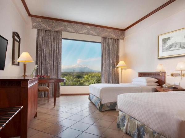Twin Bed Guestroom at Hyatt Regency Yogyakarta