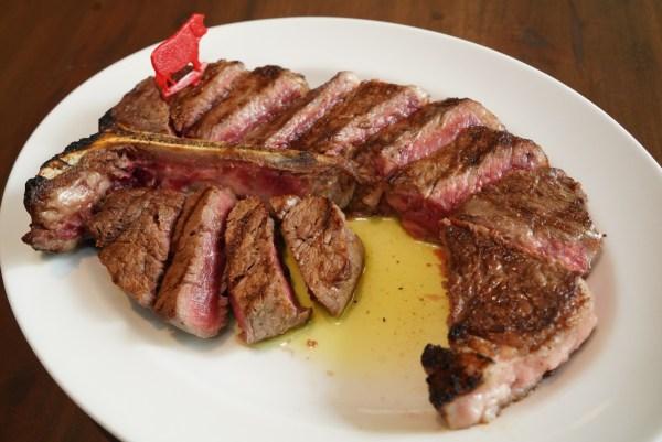 USDA Prime Dry-Aged Rib Eye Steak