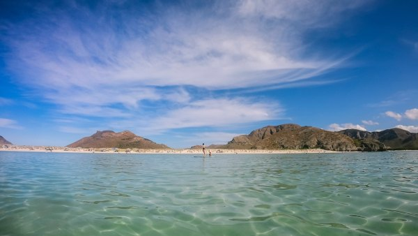 A Playa Balandras, Mexico by Matthew T Rader via unsplash