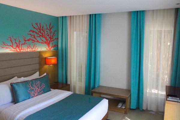 Bed at Boracay Movenpick Resort and Spa