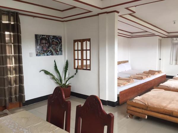 Big Room at Oliveros Place Kalibo