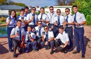 Cebu Pacific Cadet Pilots Batch 1