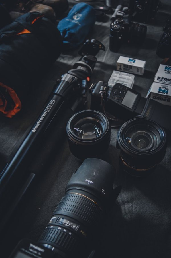 Choose Travel Camera