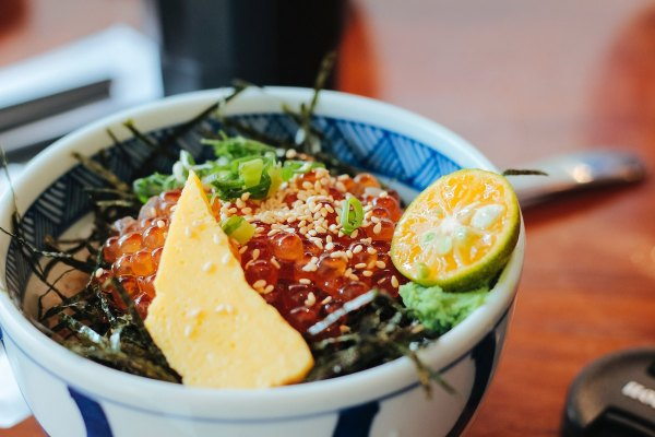 Donburi by Should Wang via Unsplash