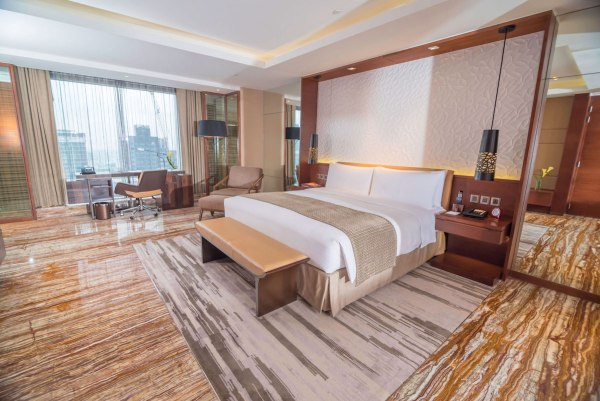 Executive Suite, Marco Polo Ortigas Manila